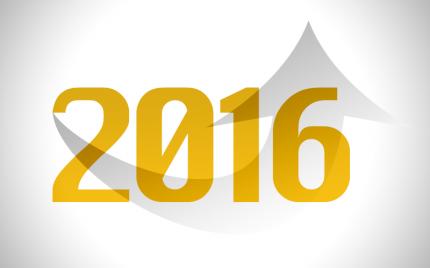 2016年のご挨拶