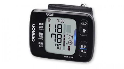 オムロン 手首式血圧計 HEM-6310Fを購入