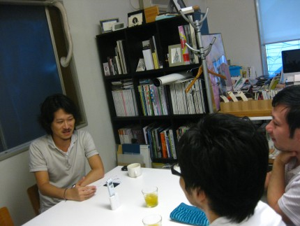 クリエイターズファイルインタビュー54