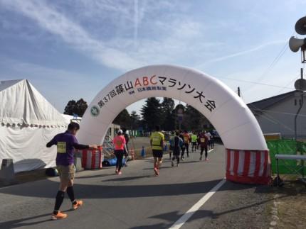 第37回篠山ABCマラソン