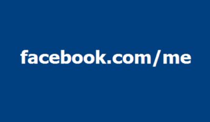 facebookのユーザーネームの設定方法